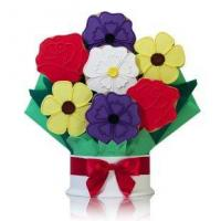 Buy cheap Corso's Cookies Wild Flowers Cookie Bouquet from wholesalers