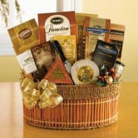 Buy cheap Golden Delights Gift Basket from wholesalers