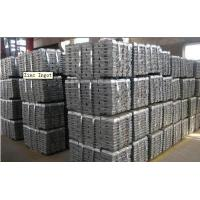 China Zinc Ingot 99.99% on sale