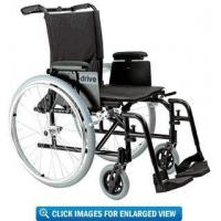 "Wholesale Drive Medical Cougar Ultra Lightweight Wheelchair with 16"" Seat from china suppliers"