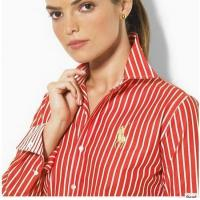 Wholesale Polo Ralph Lauren big woman shirts ruixiang-ws037 from china suppliers