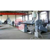 SJKRG Large-caliber and Hollow-wall Winding Pipe Extrusion Line