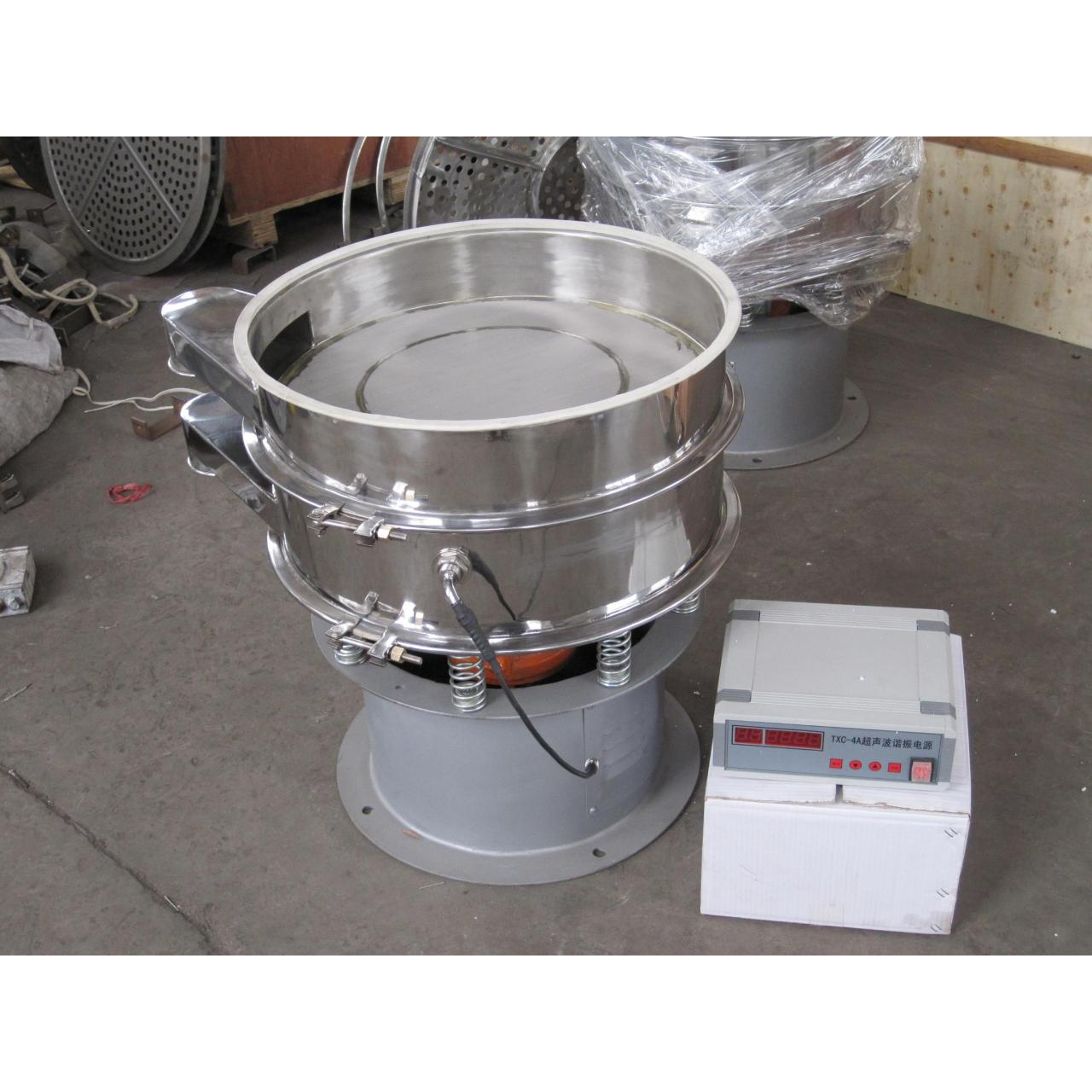 Buy cheap Ultrasonic type vibrating sieve machine from Wholesalers