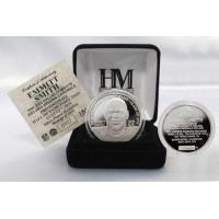 Wholesale Emmitt Smith 2010 HOF Induction Silver Coin from china suppliers