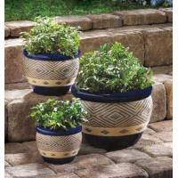Wholesale Cobalt Planters Trio from china suppliers