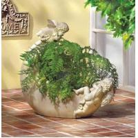 Wholesale Cherubs Moon Planter from china suppliers