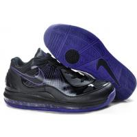 Wholesale Nike Air Max 360 BB Low Black Purple from china suppliers