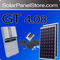 Grid-Tie Systems GT 4.08 Grid-Tie Solar Package Roof Mount