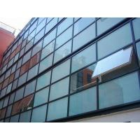 Buy cheap Bright frame glass curtain wall from Wholesalers