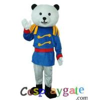 Wholesale General Bear Plush Adult Mascot Costume from china suppliers