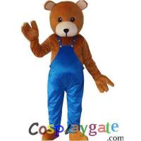 Wholesale Teddy Bear (strap version) Plush Adult Mascot Costume from china suppliers