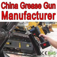 China 2014 New Patent High Pressure Battery Powered Grease Gun on sale