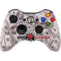 China Controllers 100 Dollar Bill Scorch 10 Mode Adjustable Rapid Fire Xbox 360 Controller on sale