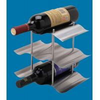 Wholesale Metal gift and Crafts stainless steel wine stand from china suppliers