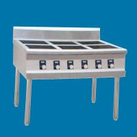 Wholesale appliances PRODUCT 6 slots vertical stainless steel Clay Pot Furnace from china suppliers