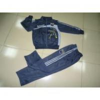 China Cheap wholesale children's track suit on sale