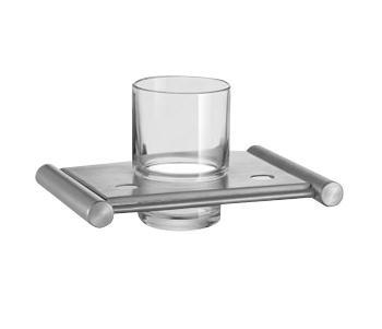 Quality Model:ODI 43 Name:Double glass holder Size: Notes:Stainless Steel Polished for sale