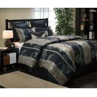 China Nanshing America Belisama 8Piece California King Jacquard Comforter on sale