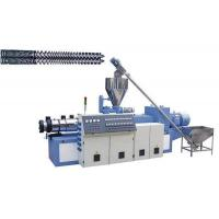 Wholesale SJSZ series conical twin-screw extruder from china suppliers