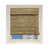 Natural Woven Shade BRZ03N-WV Natural Woven Roll-up Blinds