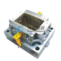 Centrifugal Fan Mould Turnover box mould 1