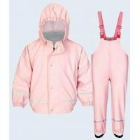 Buy cheap Kid Wear No: G20001  Kid PU Rainsuit from Wholesalers