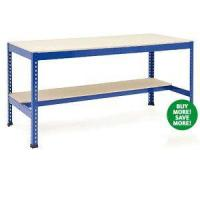 Wholesale Workbenches With Lower Half Shelf from china suppliers