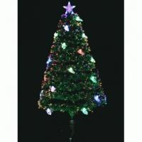 China Christmas Decorations Fibre Optic Christmas Tree on sale