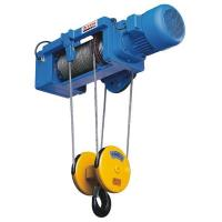 Fixed Hanging Electric Wire Rope Hoist(4/1 rope reeving)