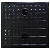 Buy cheap PVC Manhole Cover from Wholesalers
