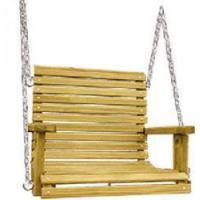 Wholesale PINE BABYSITTER SWING from china suppliers