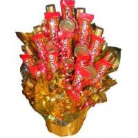 China Thanks A Million Candy Bar Bouquet on sale