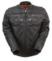 Wholesale Men's Sporty Skull Jacket FIM243CSLZ #FIM243CSLZ from china suppliers