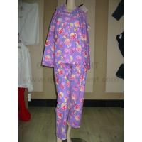 Buy cheap 317 ladies cotton flannel pyjama from Wholesalers