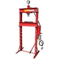 Wholesale Motorcycle Lift Table 20T Pneumatic Shop Press from china suppliers