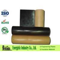 Wholesale Carbon Fiber PPS Sheet and Rod , Custom Engineering PPS Tube from china suppliers