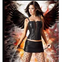 Buy cheap Leather/PVC Corset Item No:K19 from Wholesalers