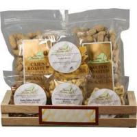 China Gourmet Gift Baskets Large Peanut Lover's Gift Basket on sale