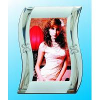 Wholesale Personalized silver plated metal photo frame(338ASS04) from china suppliers