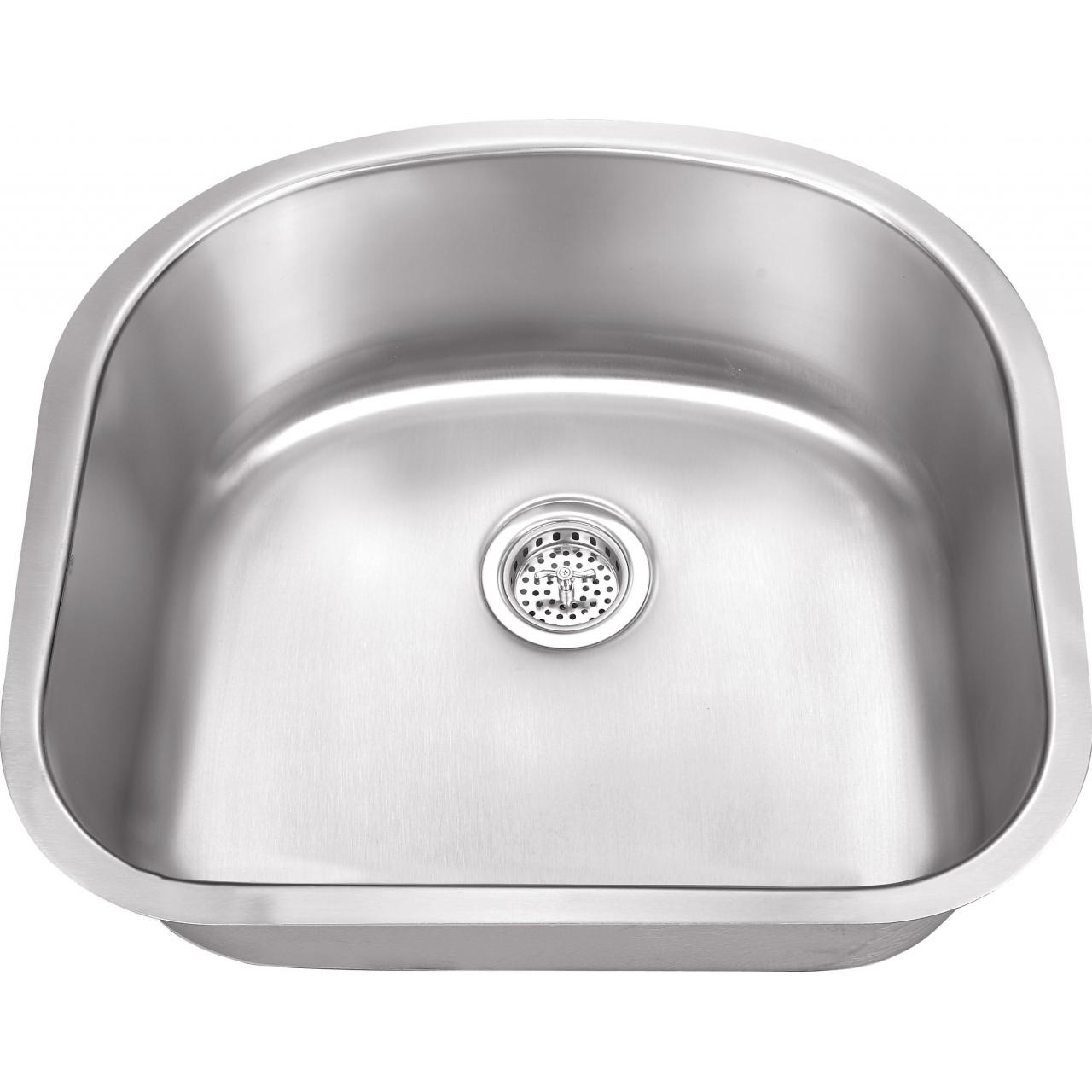 18 Gauge Premium Stainless Sinks