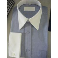 Buy cheap Man Oxford Contrast Shirt from Wholesalers