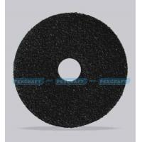 China FLAP DISCS Black Silicon Carbide Fibre Discs on sale