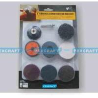 Buy cheap ABRASIVE KITS 8PCS 50mm Surface PREP Kit from wholesalers