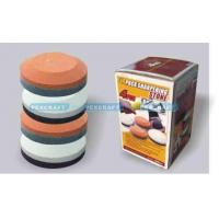 Wholesale ABRASIVE KITS 4PCS Puck Sharpening Stone from china suppliers