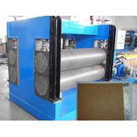 China Embossed Aluminum Coil Coating Machine on sale