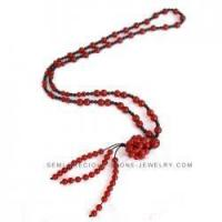 Wholesale spice girl agate necklace NYAN0351