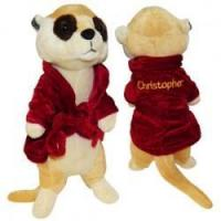 Wholesale Personalised Meerkat Teddy from china suppliers