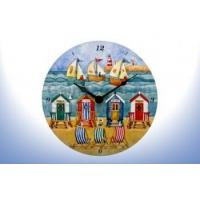 Wholesale Beachtime Clock 17cm from china suppliers