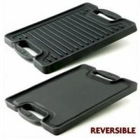 Wholesale * Emerilware Cast Iron Double Burner Reversible Grill/Griddle (EC8616) from china suppliers