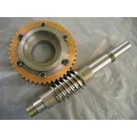 Wholesale dual-lead worm gear pair for precision transmission from china suppliers
